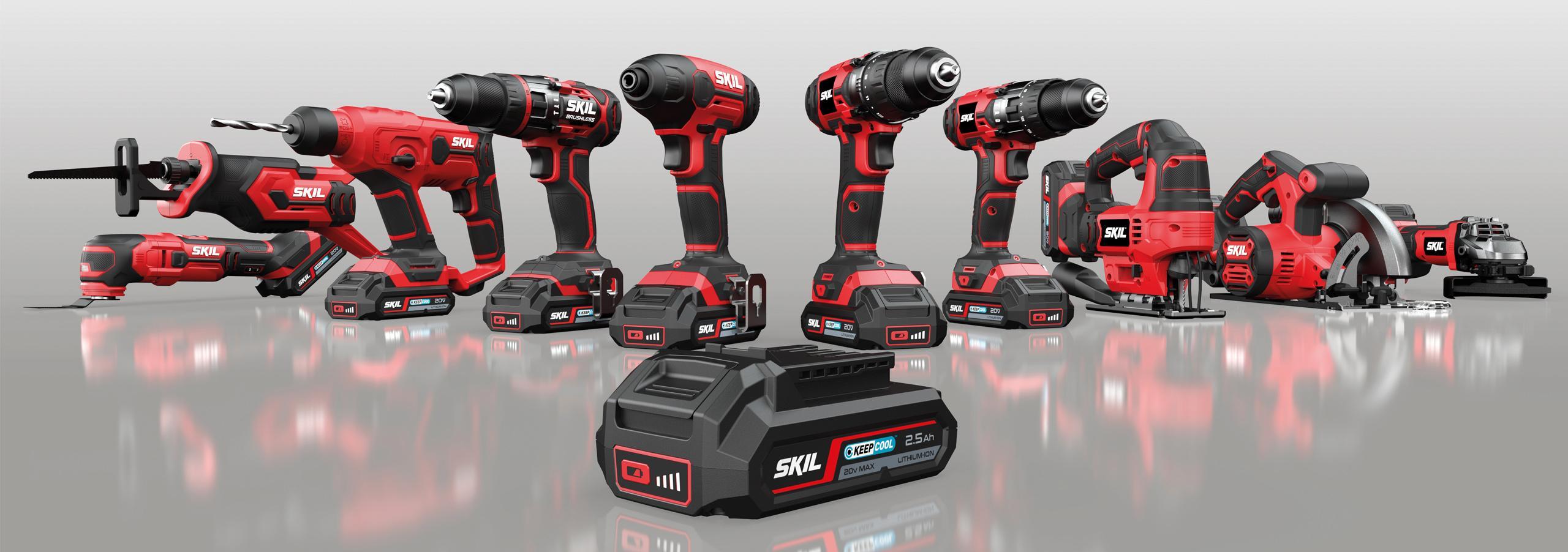 Firma SKIL przedstawia...