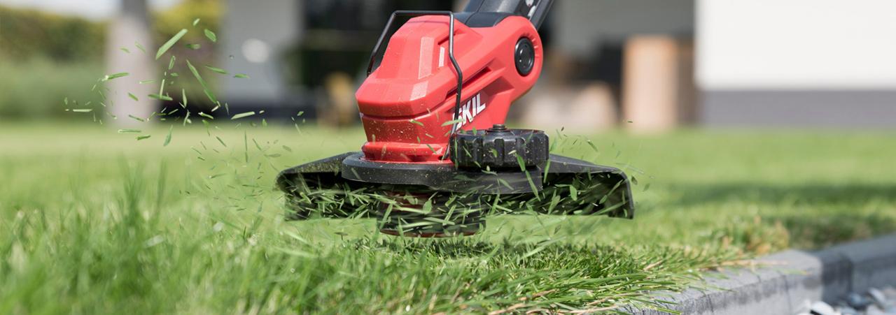Podkaszarki do trawy