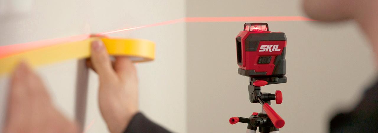 Przyrządy laserowe i pomiarowe