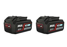 SKIL 3105 BA Akumulator Li-Ion '20V Max' (18 V) 5,0 Ah 'Keep Cool™' (2 szt.)