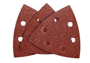 SKIL Papier z mocowaniem na rzepy (trójkątny, 93 mm)