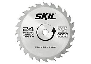 SKIL Tarcza z nakładkami z węglików spiekanych (Ø 190 mm, 24 zęby)